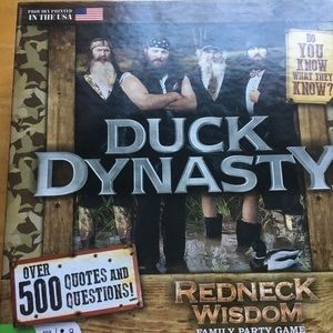 Other - Duck Dynasty game